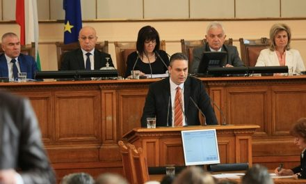 БОЕЦ искат главата на Пламен Георгиев заради фиктивната проверка на Пеевски
