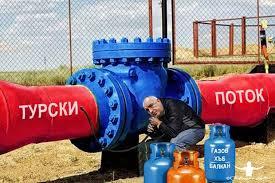 """Путин: """"Турски поток"""" може да мине през Гърция"""