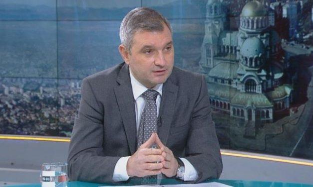 Шефът на СОС: Оставката на Крусев не е заради ремонта на Графа