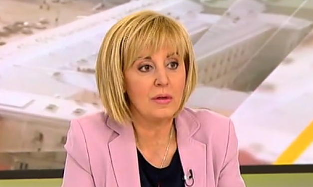 Мая Манолова: Срамувам се от провала на е-винетките