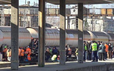 Локомотивът от Хитрино е водил дерайлиралия влак в Пловдив