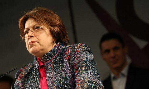 Татяна Дончева: ГЕРБ върнаха Гестапо, то ще отнема нашите имоти