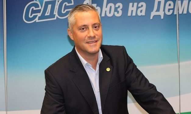 Лукарски: Александър Йорданов не е от СДС, човек е на ГЕРБ и Цветанов