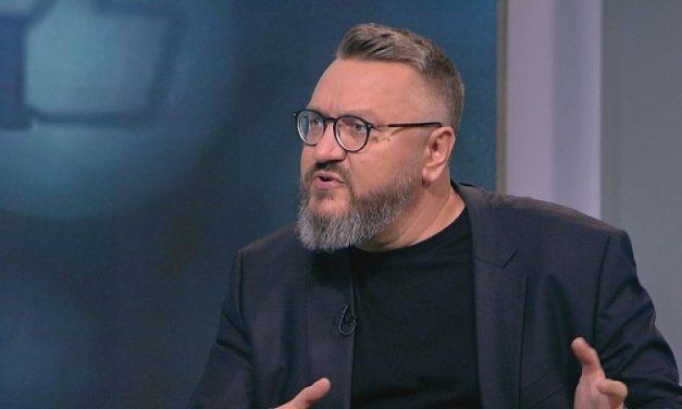 """Мартин Карбовски: Викът """"Долу правителството!"""" е тест за правителството"""