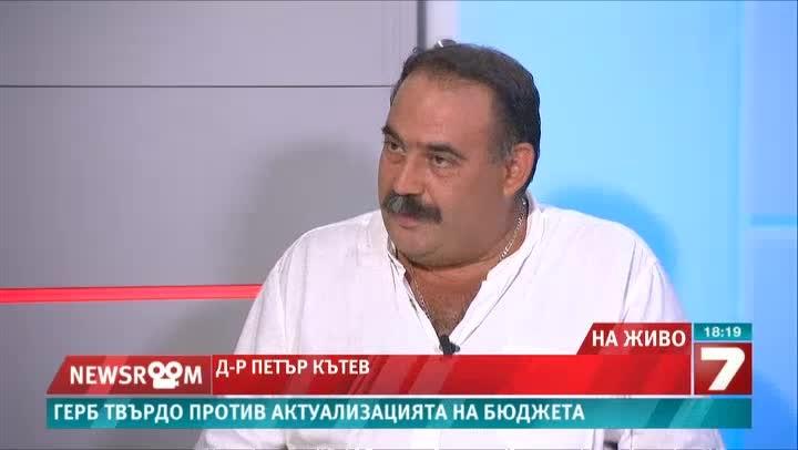 Доктор Петър Кътев гинеколог